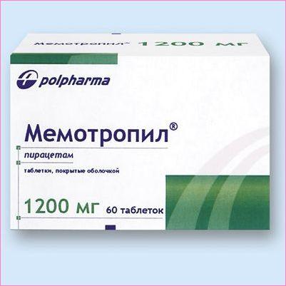 Мемотропил